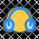 Headphones Technology Electronic Icon