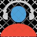 Headphones Ear Speakers Icon