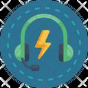 Headset Headphones Headphone Icon