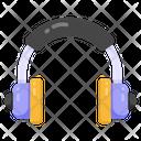 Headphones Headset Earphones Icon