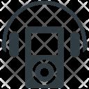 Headphones Ipod Music Icon