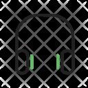 Headphones Earphone Device Icon