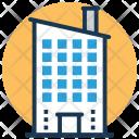Office Block Company Icon