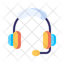 Music Headset Listen Icon