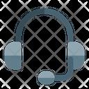 Headset Bluetooth Headphone Wireless Headphone Icon