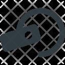 Headset Microphone Earphone Icon