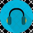 Headset Music Tool Icon