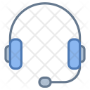 Headset Support Headphone Icon