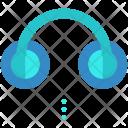 Headset Symbol Earphone Icon