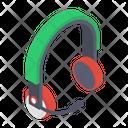 Headset Device Icon