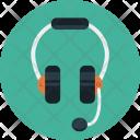 Headset Earbuds Earphone Icon