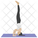 Headstand Icon