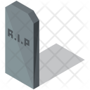 Headstone Grave Stone Icon