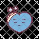 Heart Healing Healthy Icon