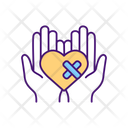 Healing Broken Heart Icon