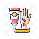 Healing Ointment For Cuts Icon
