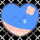 Healing Sad Cry Icon