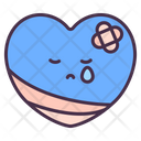 Healing Sad Cry Icon