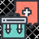 Healpack Icon