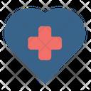 Care Healthcare Heart Icon