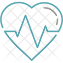 Health Hearth Ekg Icon