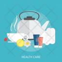 Health Drink Cream Icon