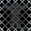Health Human Person Icon