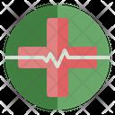 Hospital Health Clinic Icon