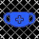 Health Mask Virus Icon