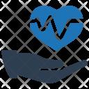 Health Heart Care Icon