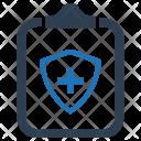Health Insurance Life Icon
