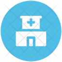 Health Clinic Hospital Icon
