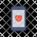 Health Life Mobile Icon