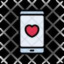 Favorite Like Mobile Icon