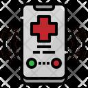 Smart Phone Emergency Icon