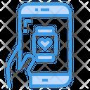 Health Medicalsmartphone Mobile Icon