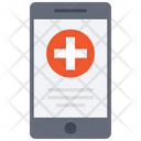 Mobile App Health App Medical App Icon