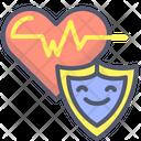 Health assurance Icon