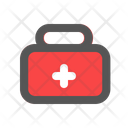Health Bag Health Care Icon