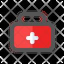 Health Bag Icon Icon