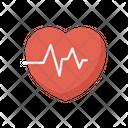 Life Health Beats Icon