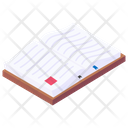 Health Book Medical Book Medical Journal Icon