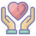 Health Care Heart Care Medical Care Icon