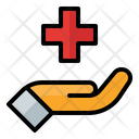 Hospital Medical Healthcare Icon