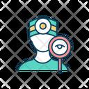 Medical Checkup Health Icon