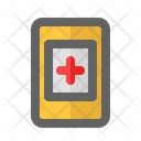 Medical Application Hospital Application Medical Icon