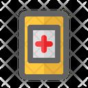 Health Data Icon Icon