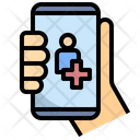 Digital Information Doctor Icon