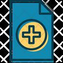 Health Document Icon