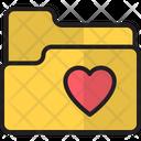Folder Health Medical Icon